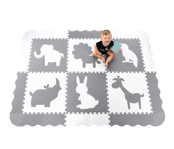 Wee Giggles Non-Toxic Extra Thick Foam Play Mat