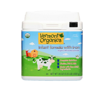 Vermont Organics Infant Formula