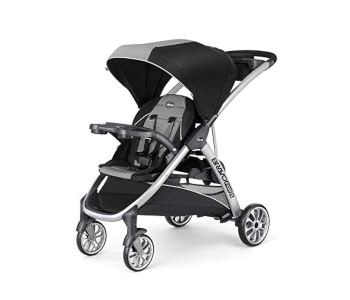 Chicco BravoFor2 Standing & Sitting Double Stroller