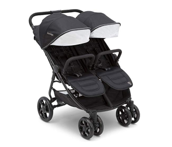 J is for Jeep Brand Destination Ultralight Double Stroller