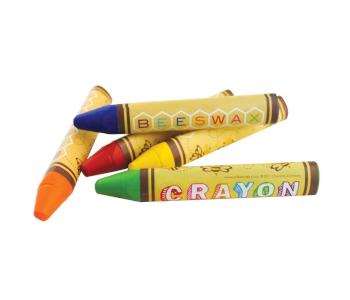 OOLY Natural Beeswax Crayons