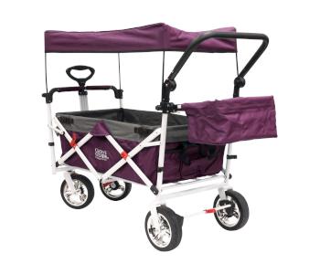Creative Outdoor Push Pull Wagon