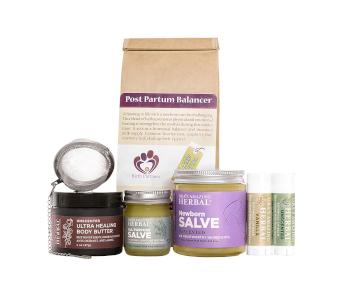 Ora's Herbal New Mama Gift Set