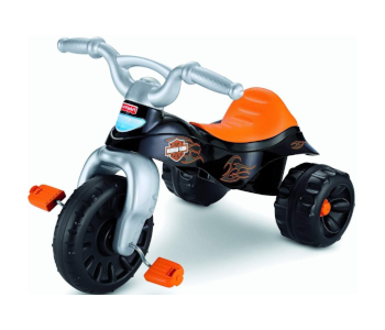 Fisher-Price Harley-Davidson Toddler Tricycle