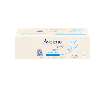 Aveeno Baby Sensitive Baby Wipes
