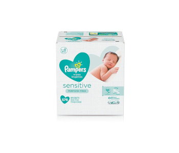 Pampers Sensitive Baby Wipes