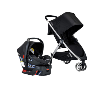 Britax B-Lively Travel System with B-Safe 35 Infant Car Seat