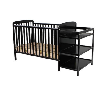 Dream On Me, Anna 4 in 1 Full-Size Crib and Changing Table
