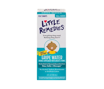 Little Remedies Fast-Acting Gripe Water