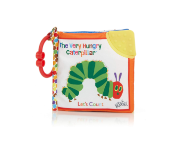 World of Eric Carle, The Very Hungry Caterpillar Cloth Book