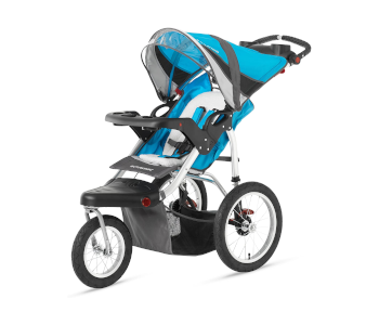 Pacific Cycle Schwinn Turismo Swivel Single Jogger