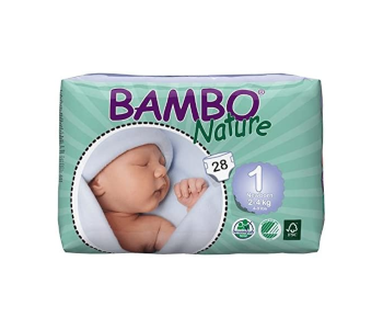 Bambo Nature Eco-Friendly Baby Diapers