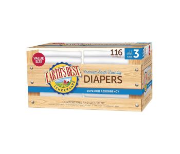 Earth's Best TenderCare Diapers