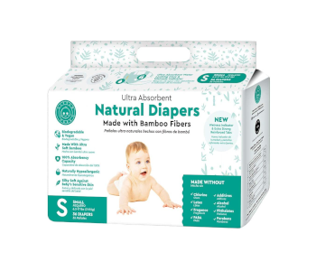Little Toes Natural Diapers
